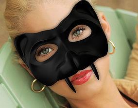 3D print model Cat Mask