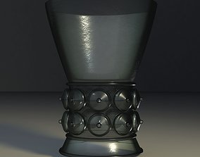 3D Glass Chalice