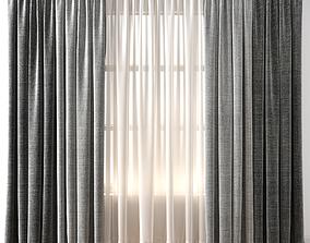3D Curtain 119