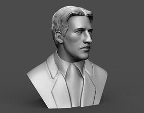 Nikola Tesla 3D printable model