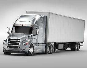 Freightliner Cascadia 2017 3D model
