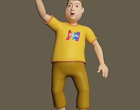Joy The Boy 3D