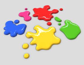3D model Color Spot Pack