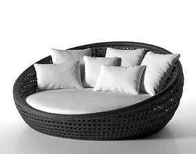3D Birdnest Sofa