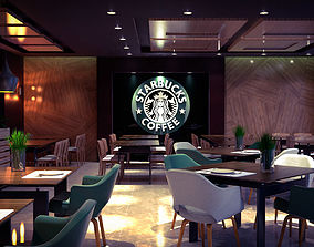 3D model STARBUCKS COFFEE