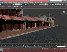 3D model Nha san
