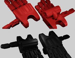 Bionicle The Journey to One-Articulated 3D print model 3