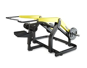 3D Technogym - Plate Loaded - Seated Dip