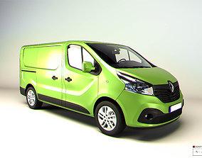 3D model Renault Trafic