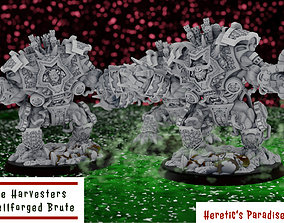 3D print model The Harvesters - Hellforged