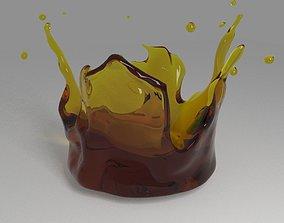Soda Splash 3D model