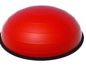 exercise 3D Bosu Ball