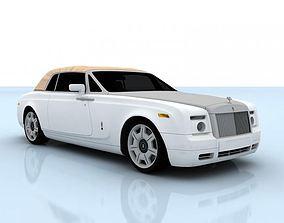 Rolls Royce Phantom Drophead Coupe 2007 3D model