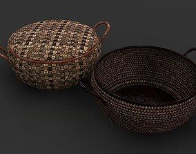 Baskets 3D model
