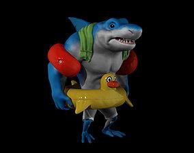 3D printable model Sharky
