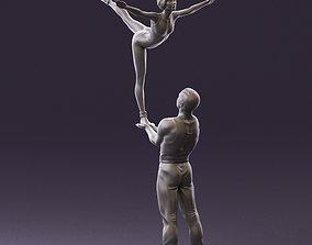 acrobats 1095 3D Print Ready eanimals