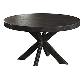 Lehome T372 Dining Table 3D