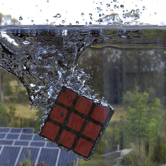 """cgi Rubik""""s cube"""