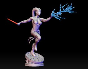 3D printable model Darth Talon