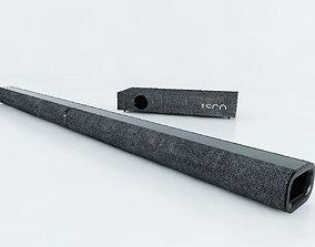 TSCO Sound Bar 2027 60 W 120cm 3D model audio-device