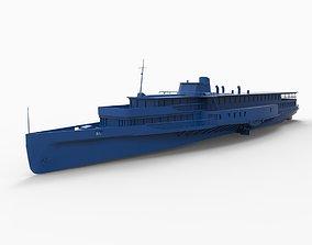 ship mod8 3D print model