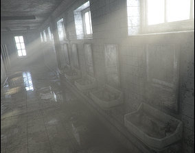 3D model West Park Ablutions Iray Addon