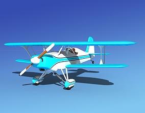 Stolp SA300 Starduster I V15 3D model