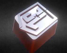 Justice League Keycap 3D printable model