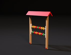 3D Childrens abacus