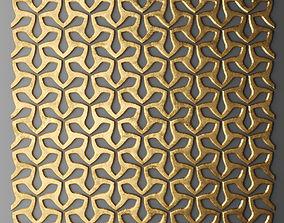 Panel lattice grille 3D 37