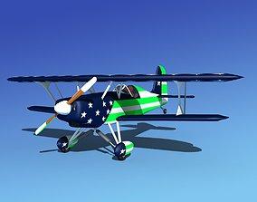 Stolp Starduster SA100 V01 3D model