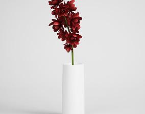 tropical CGAxis flower 3D