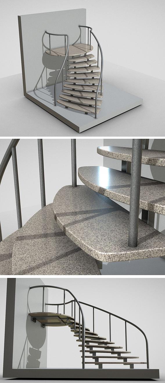 Spiral Staircase Version 2