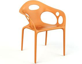 Modern Seating Collection 3D