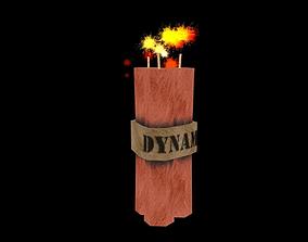 Dynamite 3D asset realtime