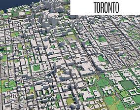 3D model Toronto