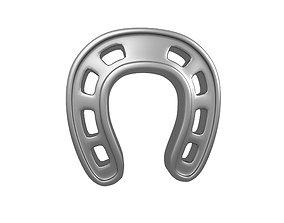 Horseshoe v1 003 3D asset