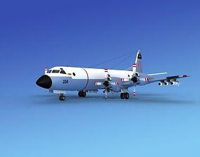 Lockheed P-3 Orion RAN 1 Hp 3D
