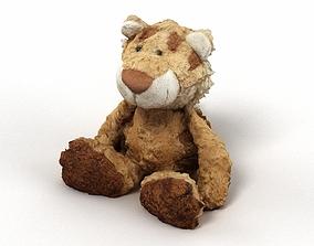 bear Toy 001 3D