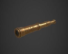 3D asset Spyglass