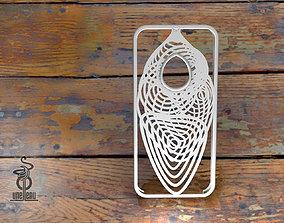 3D print model Cocoon iphone 5 case
