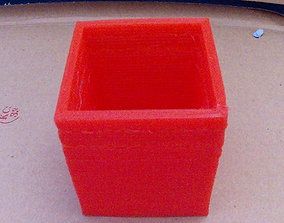 small pot slash box 3D printable model