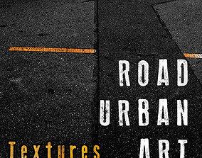Asphalt Urban Textures - Arts 3D
