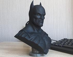 Batman Bust 3D print model comic