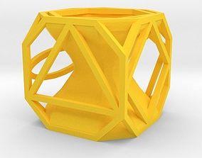 Dice 3D printable model toys casino