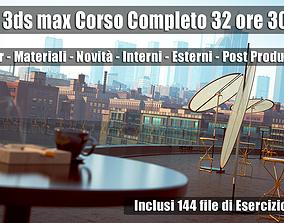 Vray Next 3ds max Corso Completo 6 mesi un Computer