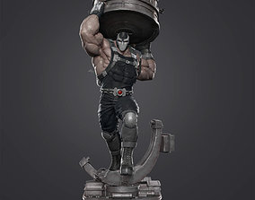Fan Art - Bane - Supervillain 3D print model