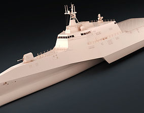 USS Independence LCS 3D model