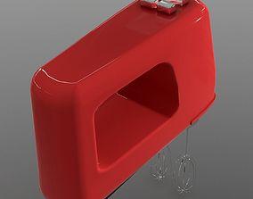 3D model Hand Mixer
