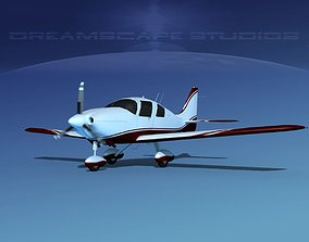 3D animated Cessna 400 TTx V03
